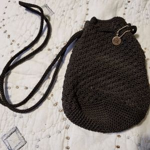 The Sak Crocheted Mini Purse